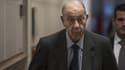 Charles Pasqua, ici le 8 avril 2014, est mort le 29 juin 2015. Ancien ministre de l'Intérieur, il aura marqué la vie politique française.