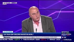 Henri Buzy-Cazaux (Institut du Management des Services Immobiliers) : Le marché immobilier s'assagit ? - 06/05