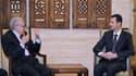 Lakhdar Brahimi rencontre à Damas Bachar al-Assad