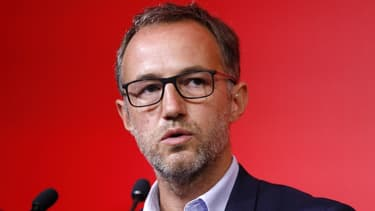 Emmanuel Grégoire, premier adjoint à la mairie de Paris.