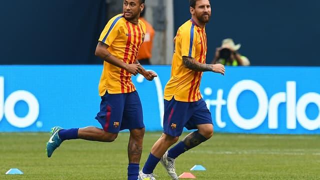 Neymar va très prochainement devenir espagnol