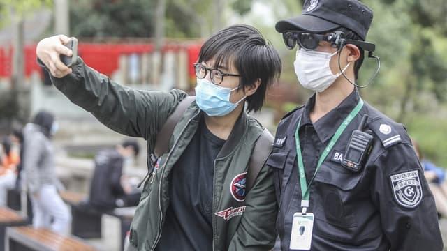Hangzhou expérimente un système de notation de ses citoyens en fonction de leur santé.