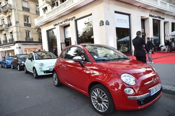 MotorVillage est le lieu dédié à Fiat et au groupe FCA.