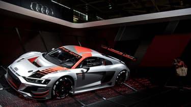 Audi a en effet vendu deux fois moins de voitures le mois dernier que l'année précédente.