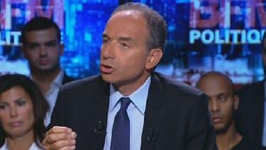 Jean-François Copé, président de l'UMP, invité de BFM Politique