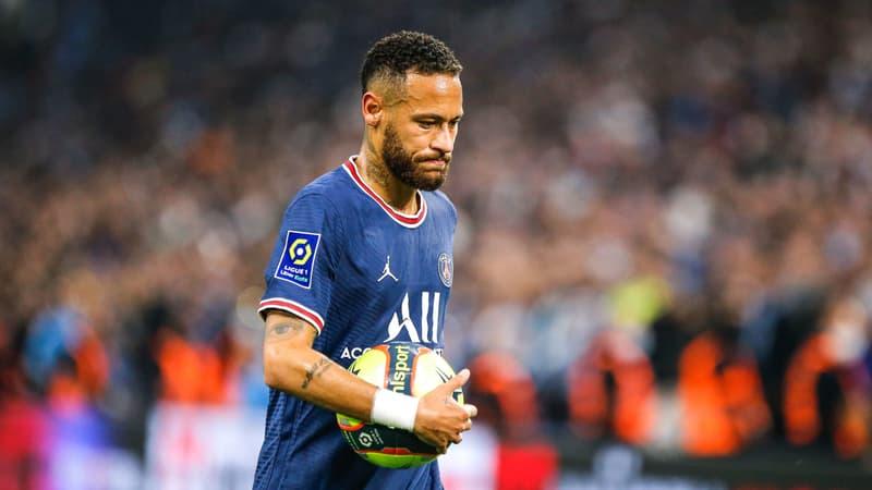 OM-PSG: Neymar a raté son Classique, une mauvaise période inquiétante pour le Brésilien