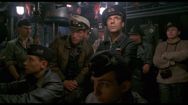 "Image du film ""Das Boot"", en 1981"