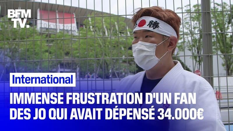 JO: Ce Tokyoïte a dépensé 34.000 euros pour 197 billets mais ne pourra pas assister aux épreuves