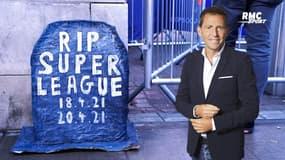 """""""Aucun club ne s'est retiré"""" : Pour Riolo, la Super League n'est pas totalement morte"""