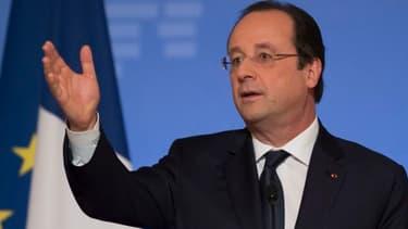 François Hollande veut attirer les investisseurs étrangers en France.