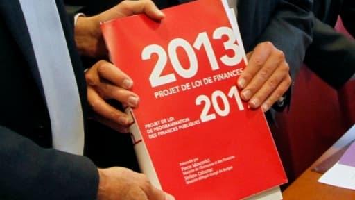 Le Budget 2013 table sur une croissance de 0,8% pour l'année prochaine. Hypothèse qui pourrait être malmenée par la conjoncture mondiale