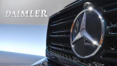 Daimler: deux heures de travail et de salaire en moins pour des milliers de salariés allemands