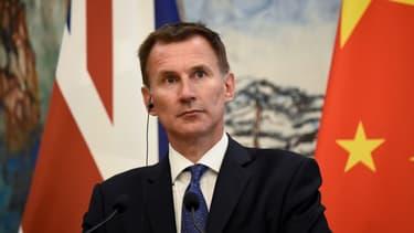 Jérémy Hunt est en voyage officiel en Chine, où il espère renforcer les liens avec la Grande-Bretagne