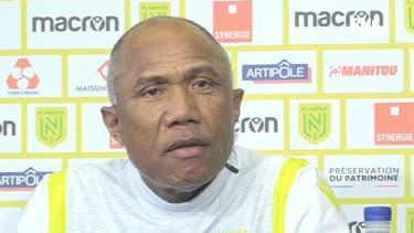 """Ligue 1 : """"C'est qui Longoria ?"""", Kombouaré tacle le président de l'OM après ses propos sur les coachs français"""