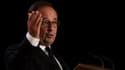 François Hollande le 21 septembre 2018.