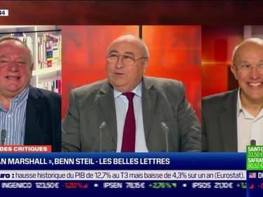 Le duel des critiques: Rober Boyer VS Benn Steil - 30/10