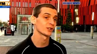 Nicolas Sihl, arbitre, compte bien retourner sur le terrain malgré l'agression dont il a été victime.