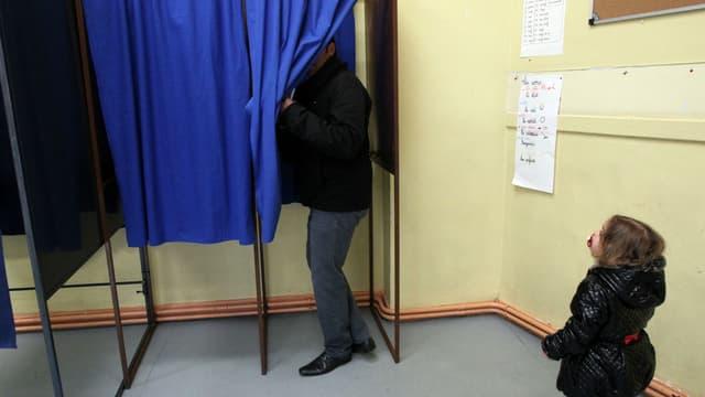 502 enfants âgés de 6 à 12 ans ont été interrogés sur l'élection présidentielle. (Photo d'illustration)