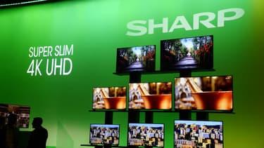 Sharp traverse depuis des années une crise qui a épuisé plusieurs patrons après des réorganisations qui n'ont pas suffi à remettre durablement l'entreprise d'aplomb.