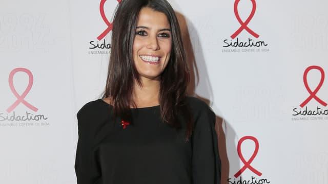 Karine Ferri en mars 2014