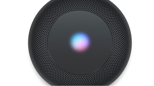 Siri sur le HomePod