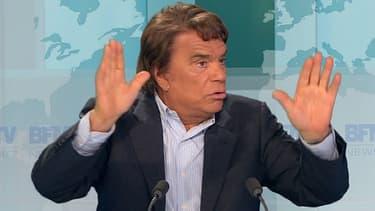 """Le sulfureux hommes d'affaires a déclaré assurer personnellement les fins de mois de 'la Provence"""""""