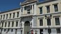 """Fitch estime que le gouvernement grec """"survivra"""" à la crise de liquidités (photo d'illustration: la banque nationale grecque)"""