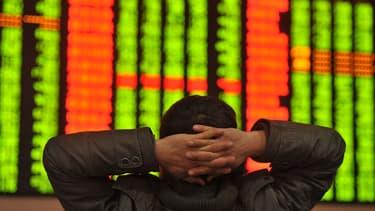 Les Bourses chinoises ont fermé de manière anticipée pour la deuxième fois de la semaine.
