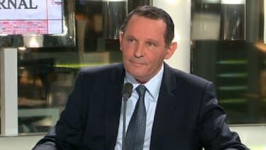 """Gérard Beckerman considère le taux de rémunération de l'Afer pour l'assurance vie comme """"sincère"""""""
