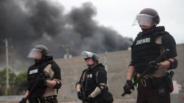 La ville de Minneapolis est confrontée à des émeutes depuis quatre jours.