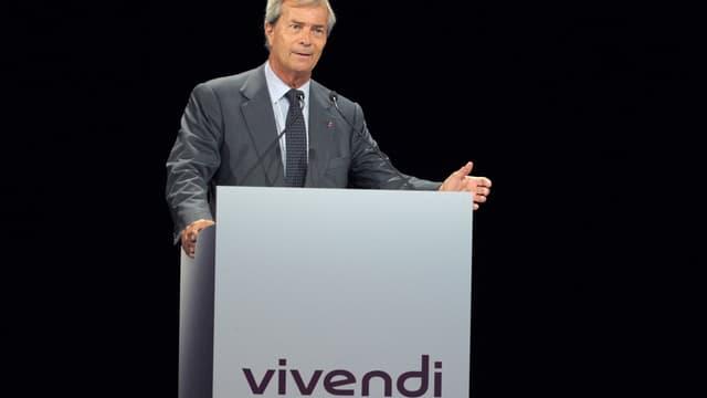 Vincent Bolloré, président du conseil de surveillance de Vivendi, pourrait donner des indices sur les ambitions du groupe lors de son assemblée générale.