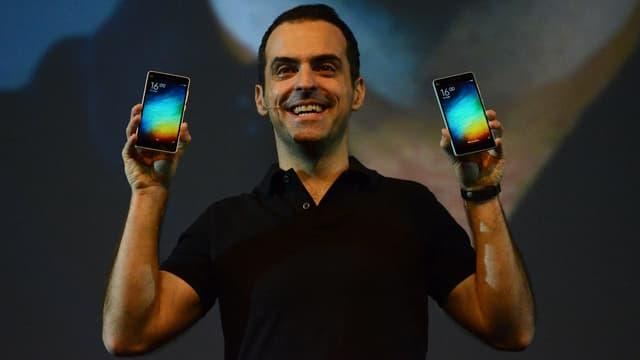 Hugo Barra quitte Xiaomi.