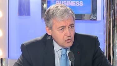 Pierre Mongin, le président de la RATP, était l'invité de BFM Business, mardi 2 avril.