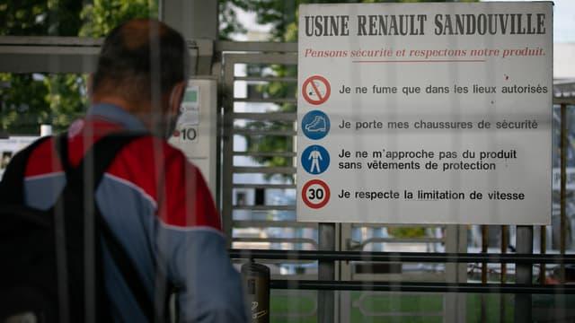 """Le tribunal judiciaire du Havre, saisi par la CGT, a condamné jeudi dernier Renault """"à suspendre la reprise de la production"""" à Sandouville"""