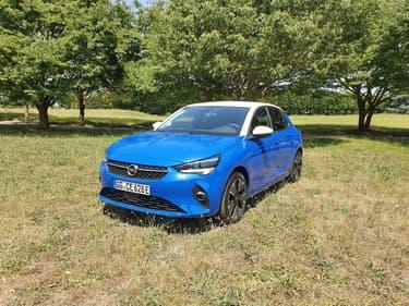 La première voiture électrique d'Opel repose sur la même base technique que la Peugeot e-208.