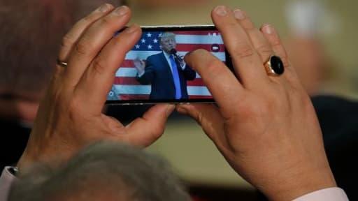 Donald Trump - Image d'illustration