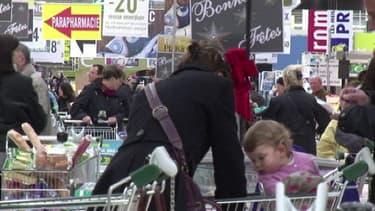 Près de huit Français sur dix estiment que leur pouvoir d'achat est en baisse (photo d'illustration).