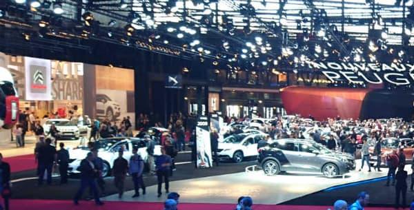 Le Mondial de l'Automobile avait déjà accueilli mercredi dernier plus de 260 000 visiteurs.