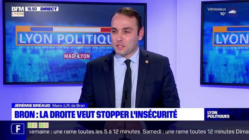 Menacé de mort, Jérémie Bréaud, maire (LR) de Bron
