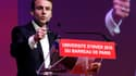 Emmanuel Macron a tenté de rassurer les professions réglementées du droit, directement concernées par son projet de loi.