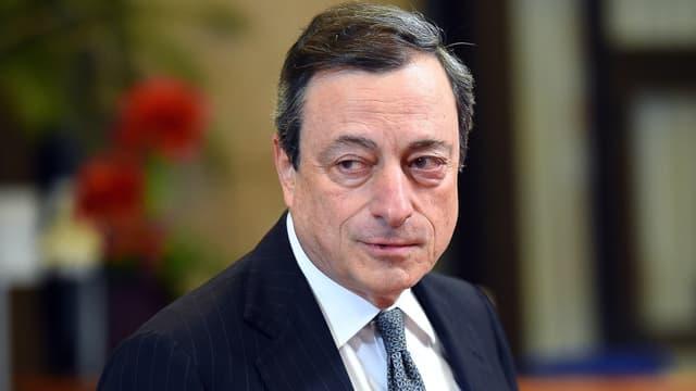 Mario Draghi va en quelque sorte assurer le SAV des annonces de janvier
