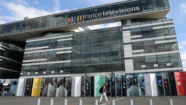 Le bâtiment réunissant les chaînes du groupe France Télévisions à Paris