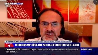 Story 2 : Les réseaux sociaux sous surveillance pour lutter efficacement contre le terrorisme - 23/10