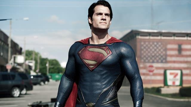 Henry Cavill a repris le rôle de Superman en 2013