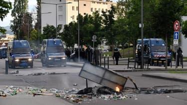 """Violences à Dijon: pourquoi Youssef a """"défendu son quartier"""""""