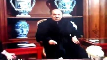 Abdelaziz Bouteflika mardi à Paris
