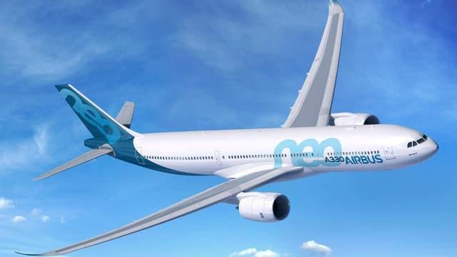 La commande porte notamment sur 25 A330 neo, ici en photo