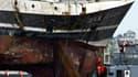 La cour d'appel de Rennes a ordonné vendredi la relance de l'enquête sur le naufrage du chalutier breton Bugaled Breizh en janvier 2004, toujours inexpliqué, et qui a causé la mort de cinq marins./Photo d'archives/REUTERS/Daniel Joubert