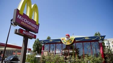 Six McDonald's de Seine-Saint-Denis et du Val-d'Oise sont en grève