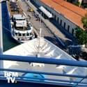 À bord du MSC Opera, ce passager a filmé le moment où le paquebot percute le quai et un autre bateau à Venise